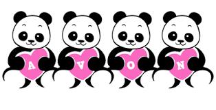 Avon Logo | Name Logo Generator - Popstar, Love Panda, Cartoon ...