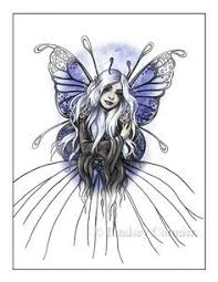 Fairy For Adults Free Coloring Pages On Art Coloring Pages