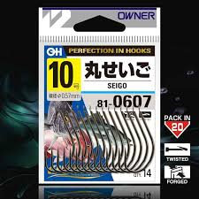 <b>Owner</b> CHINU <b>Hooks</b> High Strength Carbon Steel Golden Fish Hook ...