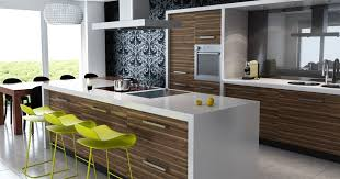 the contemporary kitchen design style