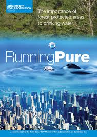 running pure the importance of forest protected areas to drinking