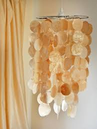 capiz shell lighting fixtures. add shells and assemble pendant capiz shell lighting fixtures