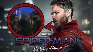 NEW SPIDER-MAN NO WAY HOME LEAKED TOBEY ...