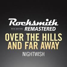 Rocksmith 2014 - <b>Nightwish</b> - <b>Over</b> the Hills and Far Away PS4 ...
