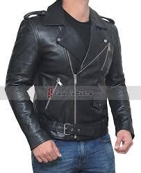 asymmetrical leather motorcycle jacket