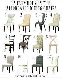 furniture style guide dining chair styles guide affordable farmhouse dining chairs dining room furniture style guide