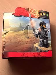 Lego Ninjago Stone Armour Cole review!