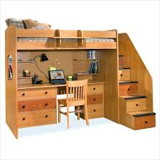 full image for charleston storage loft bed with desk natural canwood whistler storage loft bed with