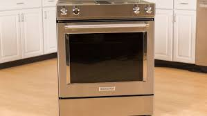 kitchenaid kseg950ess review downdraft vent quick cooking make for an impressive kitchenaid oven