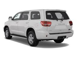 2008 Toyota Sequoia Reviews and Rating | Motor Trend