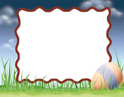 Powerpoint Backgrounds Educational Nature Easter Frame Background Educational Wallpaper