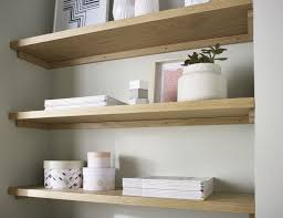 Full Size of Shelves:marvelous Oak Floating Shelf Solid American White P Walnut  Shelves Hardwood Large Size of Shelves:marvelous Oak Floating Shelf Solid  ...