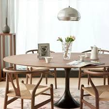 scandinavian dining table round quinc with regard to designs 19