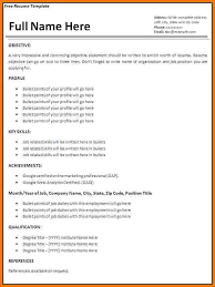 No Job Experience Resume Examples Of Work Experience On A Resume 7