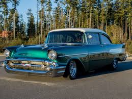 Home-Built Hero: Andy Millican's '57 Chevy Drag Car