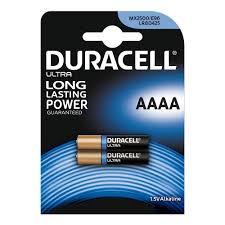 <b>Батарейка Duracell</b> LR8 (<b>AAAA</b>, LR8D425) 2BL (20) купить оптом