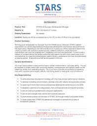 Offer Letter Format For Business Development Manager Letter