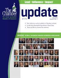 Update - June 2018 by The Greater Springfield Chamber of Commerce - issuu
