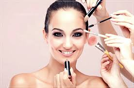 Image result for self makeup in home