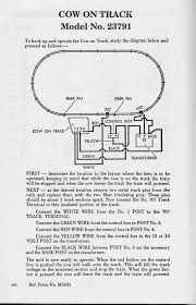 wiring diagram for american flyer cow on track needed o gauge american flyer 282 wiring diagram American Flyer Wiring Diagrams #33