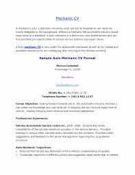 Hvac Resume Samples Unique Download Mercial Hvac Installer Sample