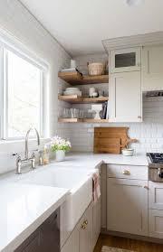kitchen country white kitchen 14 supreme open shelving kitchen idea 2018 fixer upper country white