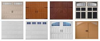 Used by many people with garage door styles made of glass and wood