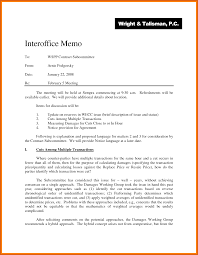 Example Of An Interoffice Memo Legal Memorandum Format Template Competent Interoffice Memo Samples 7