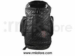 lebron bag. nike lebron 8 viii backpack black red | bag james