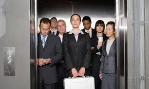 people talking in elevator. the psychology of elevator behavior explained \u2013 what causes us to shut down? people talking in r