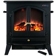 furniture 15 aspen free standing electric fireplace stove