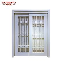 white paint wood frame sliding glass door gsp3 031 pictures photos