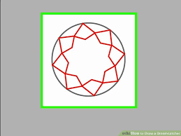 How To Draw A Dream Catcher How to Draw a Dreamcatcher 100 Steps with Pictures wikiHow 80