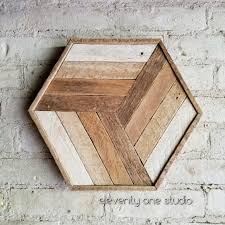 Reclaimed Wood Wall Art One Of A Kind Wood Wall Art Reclaimed Wood Geometric Aztec