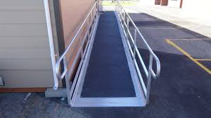 works on stairs and ramps keep your ramps clear and free of ice