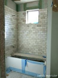 replacing shower tiles and drywall tile on drywall installing shower tile shower tile installation installing shower replacing shower tiles and drywall