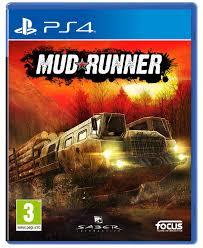 Spintires: MudRunner Jeu PS4: Amazon.de: Games