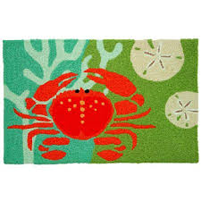 coastal red crab with c jellybean accent area
