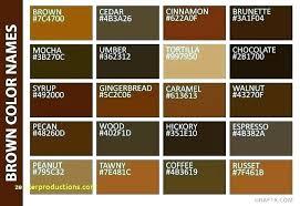 Brown Paint Colors Myishat Co