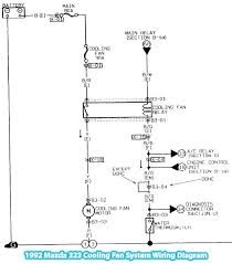 1997 jeep grand cherokee fuel gauge wiring 1997 automotive 1992 mazda 323 cooling fan system wiring diagram