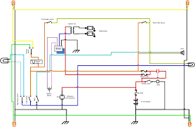 wiring diagram basic wiring diagram basic wiring diagrams for Painless Wiring Diagrams adjustable red basic wiring diagram line black white yellow green collection striking norton commando