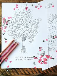 Wedding Colouring Pages Uk With Printable Coloring Page For Kids