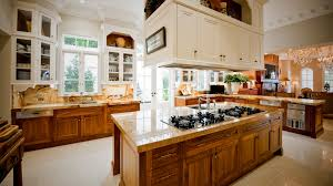 Kashmir Gold Granite Kitchen Amc Palomino And Kashmir Gold Bench Tops