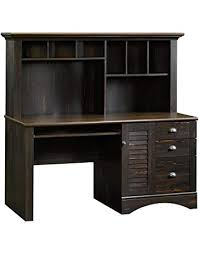 Computer armoire desk Sauder Sauder 401634 Harbor View Computer Desk With Hutch L 6221 Amazoncom Computer Armoires Hutches Amazoncom