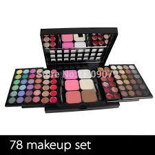 professional makeup kits mac. hot/78 colors full professional makeup kit/girls sets/complete sets kits mac