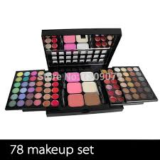 hot 78 colors full professional makeup kit s makeup sets plete makeup sets