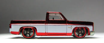 Cool is Cool is Cool: Hot Wheels '83 Chevy Silverado, Part 2 ...