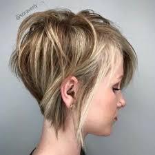 Mooi Kapsel Thin Hair Kapsels Kort Geknipt Haar En Kortere Kapsels