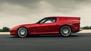 This Ferrari Breadvan Pays Homage To A 1960s Racing Icon Slashgear