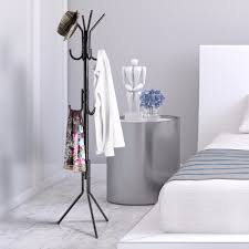 Metal Tree Coat Rack Online Shop Langria 100Tier Metal Coat Rack Stand Hall Tree with 100 65